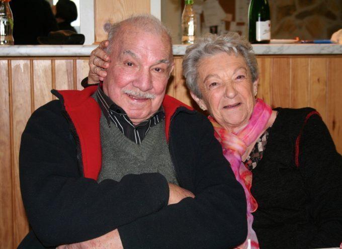 Hommage à Louis Cazarré, décédé à l'âge de 93 ans