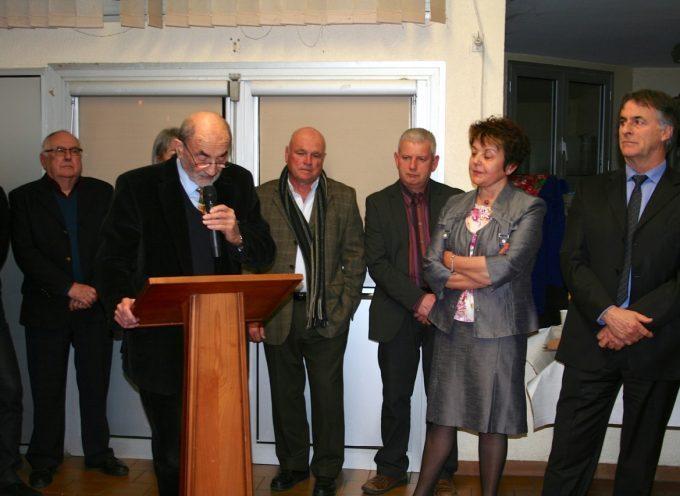 Voeux conjoints du Sivom et de la municipalité de Rieux Volvestre