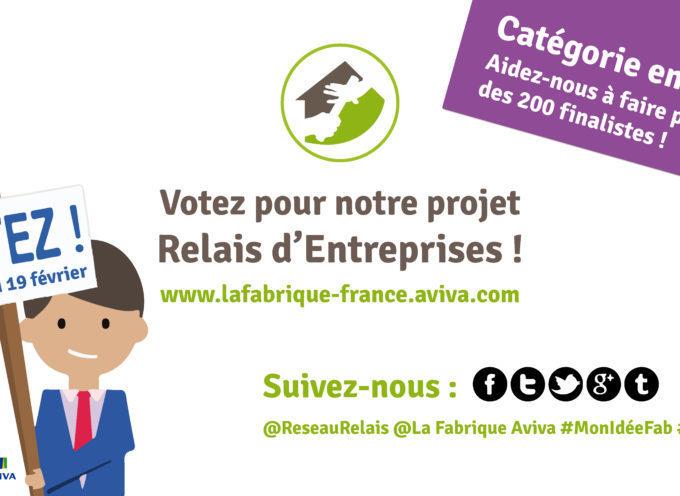 Rieux Volvestre : Votez pour le projet Relais d'entreprises
