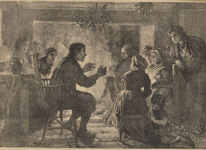 Pierre Ricard écrivain et conteur : La parole aux conteurs et diseurs de mots