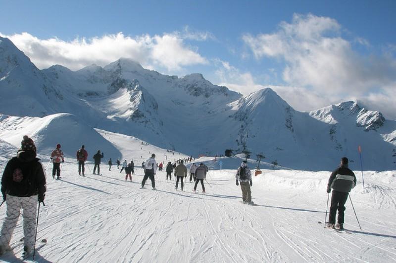 Pouvoir skier avec son portable 4 G