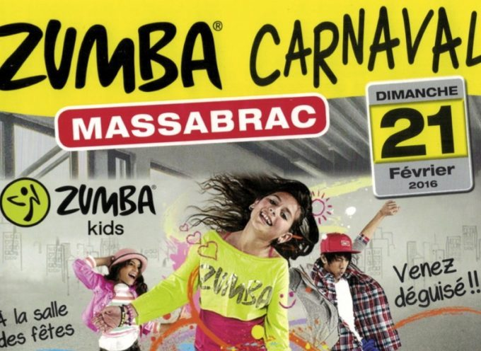 Massabrac :  Un Zumba carnaval pour mettre le feu