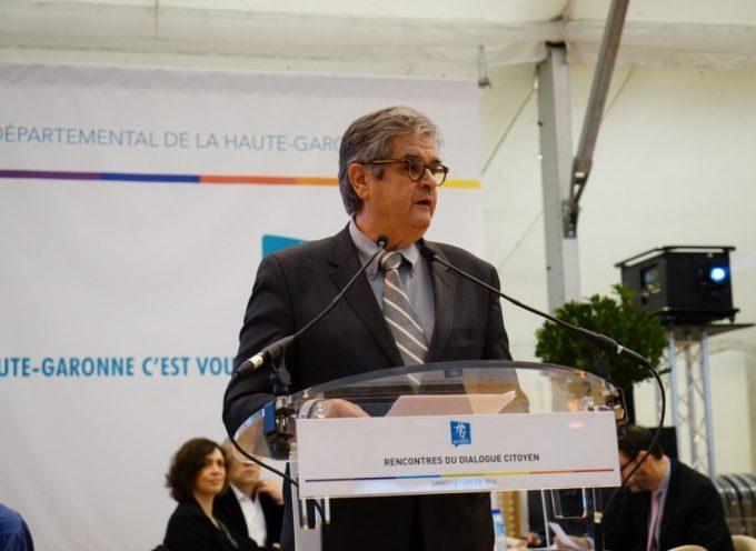 Les premières rencontres du dialogue citoyen : le temps du renouvellement démocratique entre les citoyens et les élus départementaux
