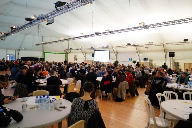 400 hauts garonnais ont répondu présents pour améliorer le dialogue citoyen