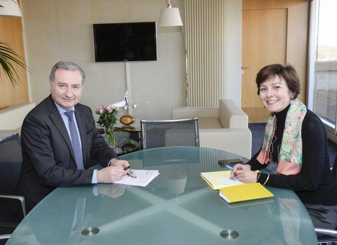 LGV Bordeaux-Toulouse : Plan de financement.