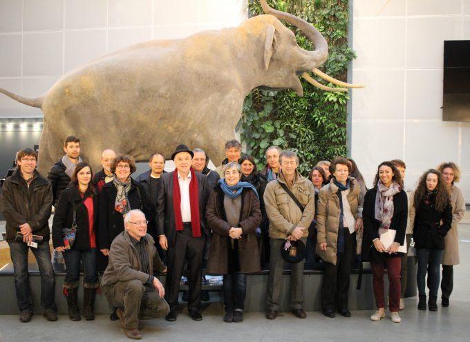 """Le SMIVAL visite l'exposition """"Les Savanturiers"""""""