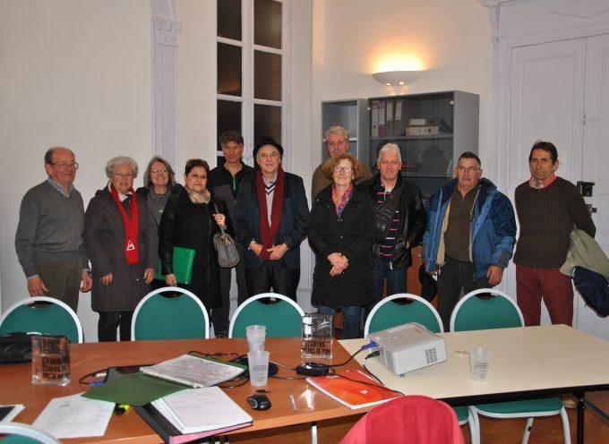 Saint Sulpice sur Lèze : Le SMIVAL reçoit l'Association des Sinistrés de la Lèze,