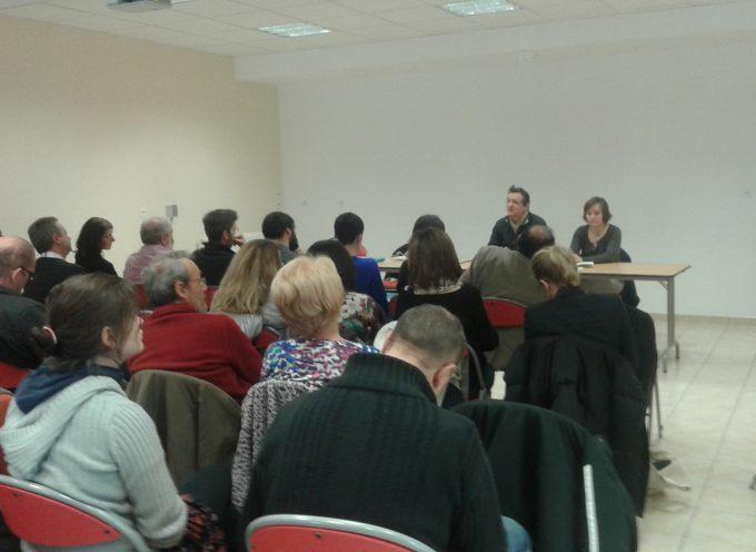Lacaugne : Conférence sur l'économie circulaire à la maison des artisans du bâtiment et de l'environnement