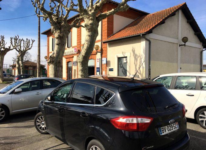 Le scandale du parking de la gare de Carbonne