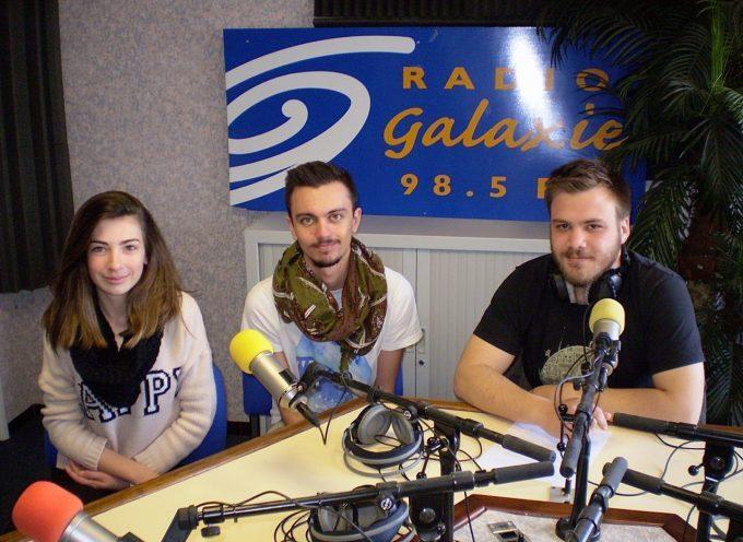 Radio Galaxie 98.5 FM laisse la place aux jeunes !