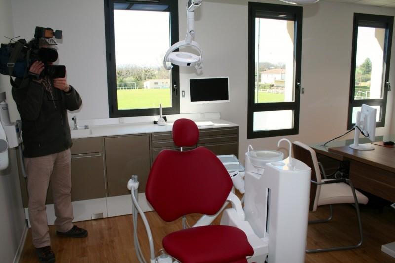 Le cabinet du dentiste ultra moderne