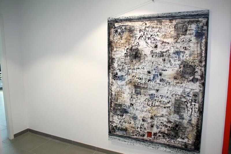 Toute la décoration a été réalisée par l'artiste Sylvian Meschia
