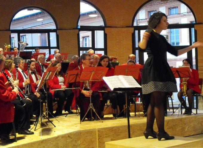 Concert de l'Orchestre d'Harmonie à Rieumes