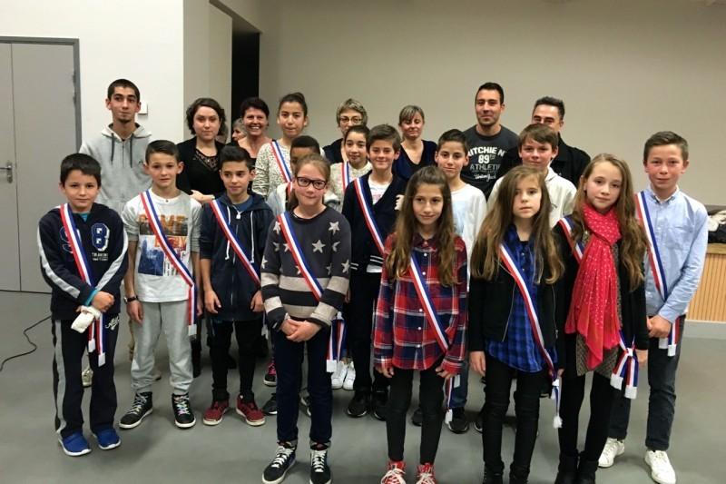 Le conseil municipal des jeunes à Montesquieu Volvestre : Une vraie réussite.