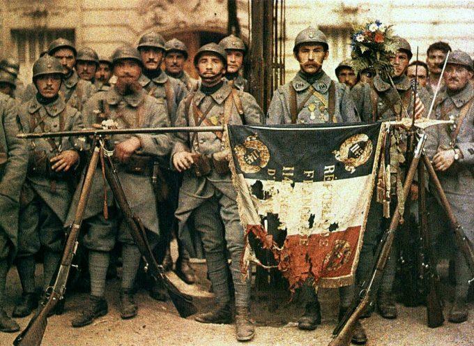 Carbonne : Exposition sur la Grande Guerre