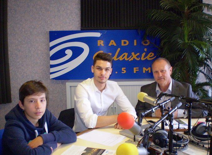 Un étudiant en Marketing de l'IAE de Toulouse à RADIO GALAXIE