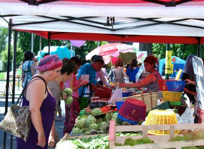 Rieux Volvestre : Le 7ème anniversaire du marché de pays