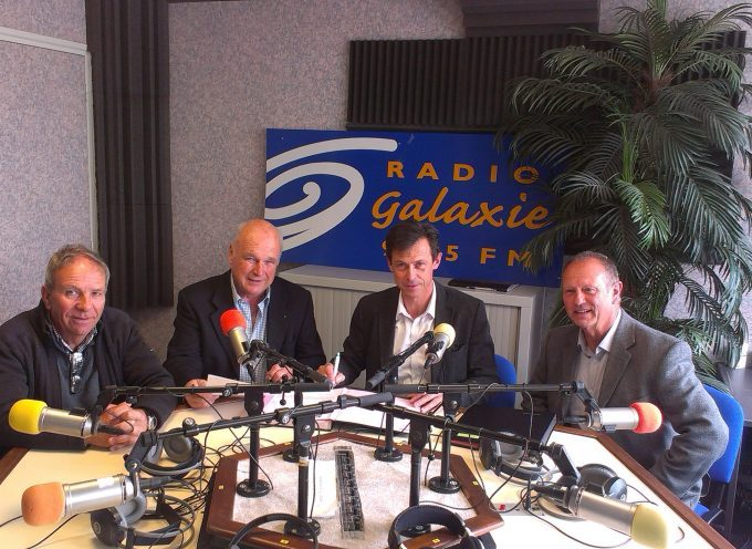 ERDF et Radio Galaxie signe une convention de partenariat au profit de l'insertion.