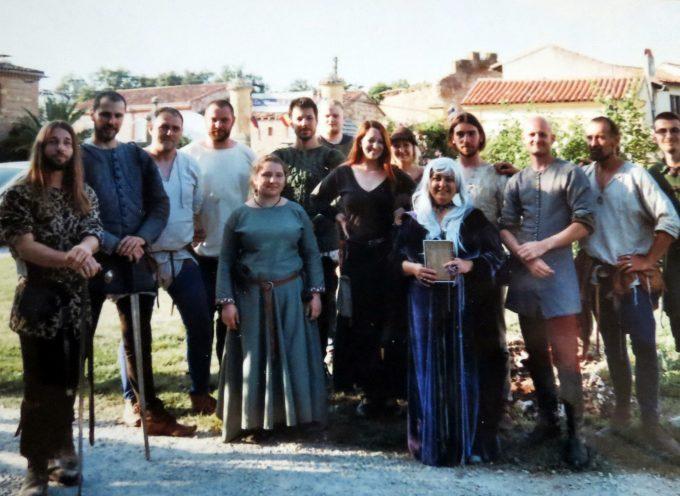 Carbonne : Le château de la Terrasse accueille « Les Médiévales ».