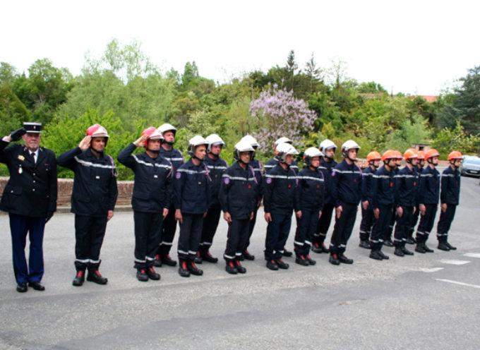 Calendriers de l'Amicale des sapeurs pompiers de Rieux