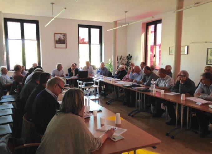 Les élus du Pays Sud Toulousain réunis à Berat