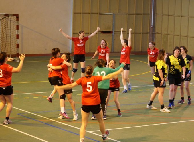 Le Rieux Hand Ball Club accède au Régional !