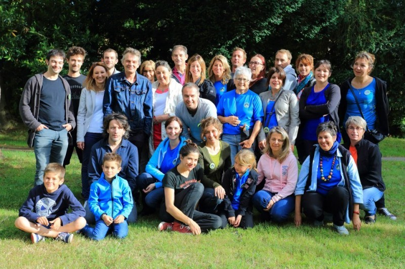 les bénévoles de l'association Culture en Volvestre, crédit photo JC Charrier