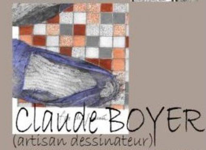 Montesquieu-Volvestre : exposition Paul Boyer