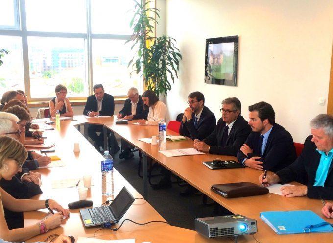 Le Conseil départemental conforte la coopération entre les territoires de la Haute-Garonne.