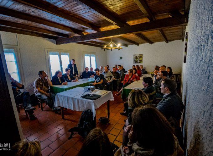 Le club des entrepreneurs Gest en assemblée plénière
