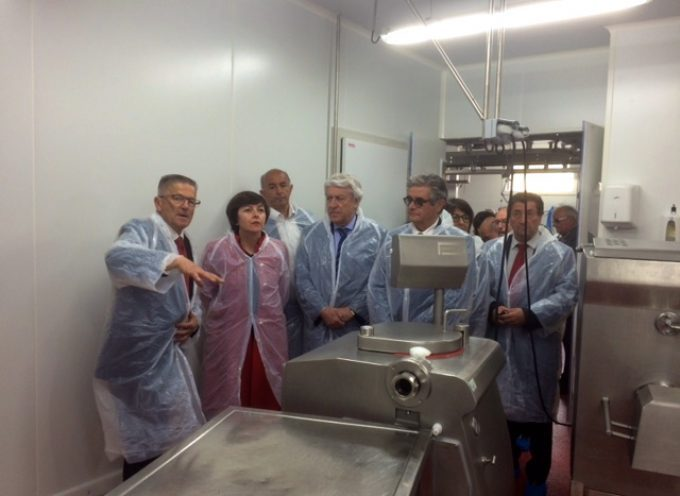 Agriculture : Le nouvel atelier de La Ferme du Lauragais à Revel