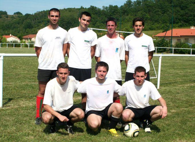 Lavelanet de Comminges : Tournoi de football sixte