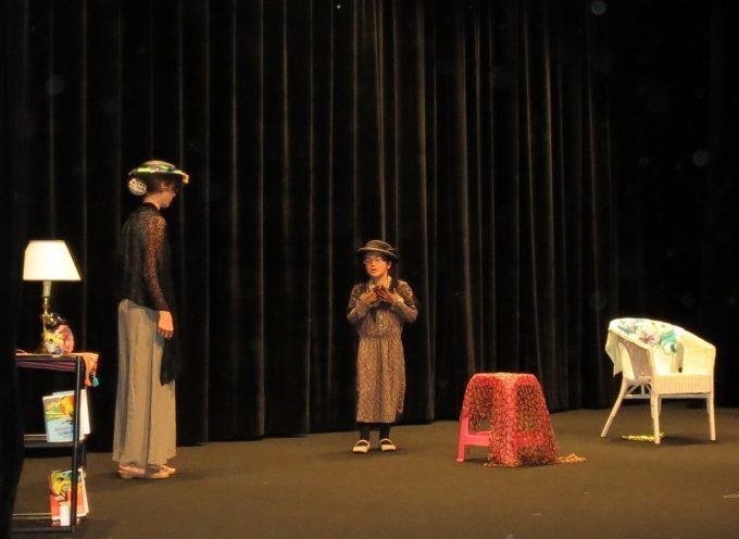 Le Théâtre 107 présente le travail de l'année.