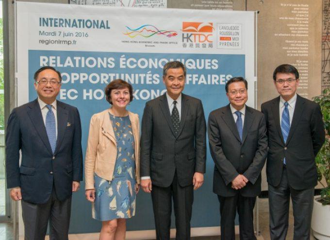 Carole Delga : « Hong Kong est pour la Région un partenaire économique privilégié »