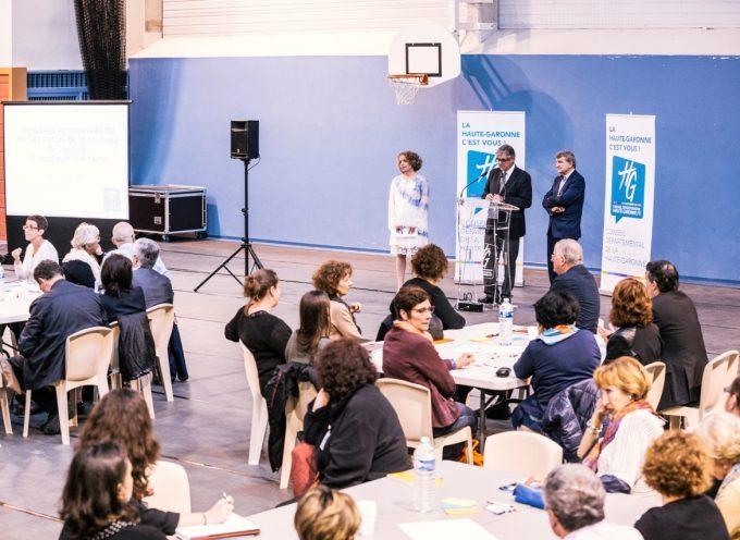 Participez aux 2èmes Rencontres du Dialogue citoyen au conseil départemental.