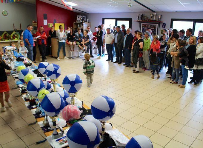 Rieux Volvestre : L'USR Tennis boucle une excellente année sportive