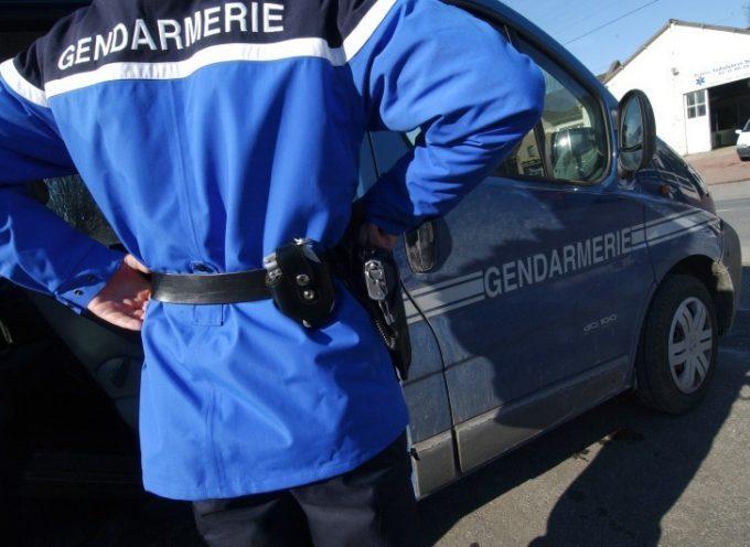 Des cambrioleurs arrêtés en flagrant délit.