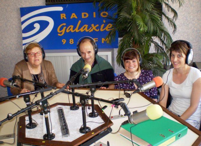 Radio Galaxie au service des associations.