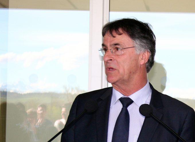 Patrick Lemasle ne sera pas le prochain président de la communauté de communes du Volvestre !