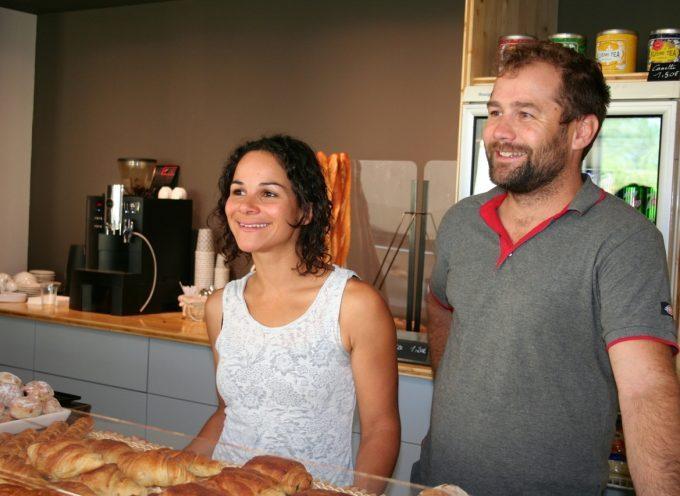 Lavelanet de Comminges : Un nouveau commerce pour la joie du village.