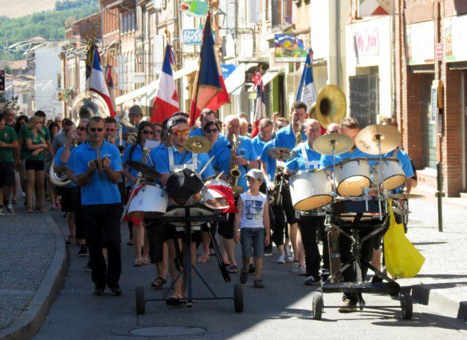 Carbonne : Retour en images sur les fêtes de Saint Laurent !