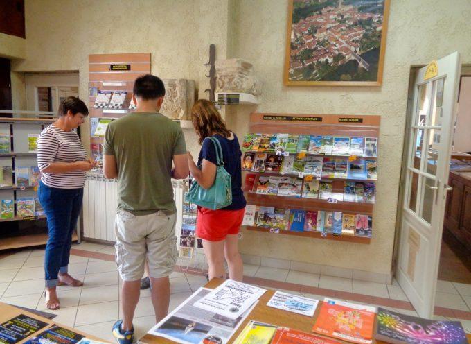 Rieux Volvestre : Les touristes étaient au rendez-vous cet été.