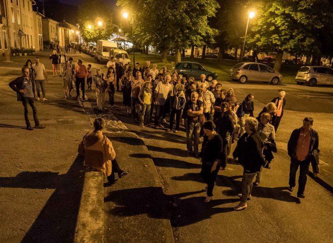 Festival du conte en Volvestre: Du pique-nique du matin à la balade contée du soir.