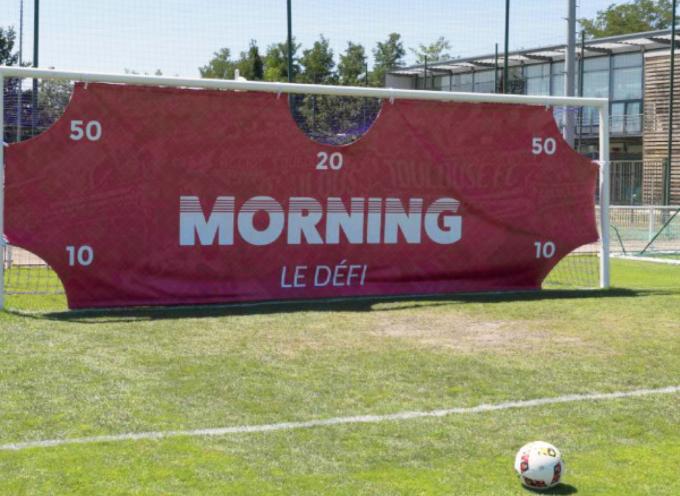Toulouse Football Club / Morning : l'histoire inédite d'une startup en Ligue1 !