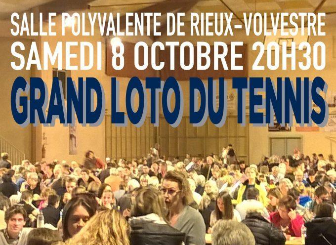 Rieux-Volvestre: Grand Loto de l'USR Tennis