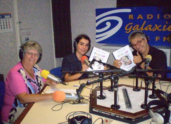 Les Foyers Ruraux 3165 fêtent leurs 70 ans avec Radio Galaxie.