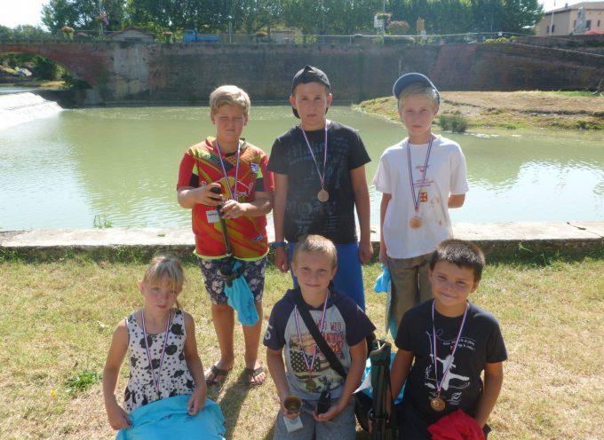 Le concours de pêche de la Saint-Victor