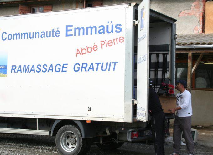 Michel Allenou, Président d'Emmaüs  Saint Gaudens : Solidarité et fraternité sont notre ADN.
