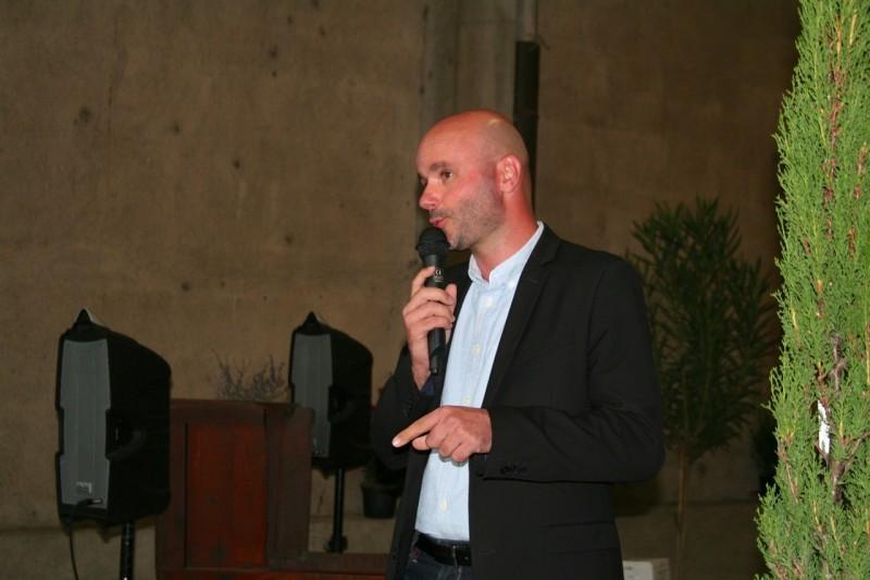 Serge Cena, directeur de l'ESAT les Quatre saisons
