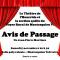 """Montesquieu Volvestre : La pièce de théâtre """"Avis de passage"""" le samedi 5 novembre."""